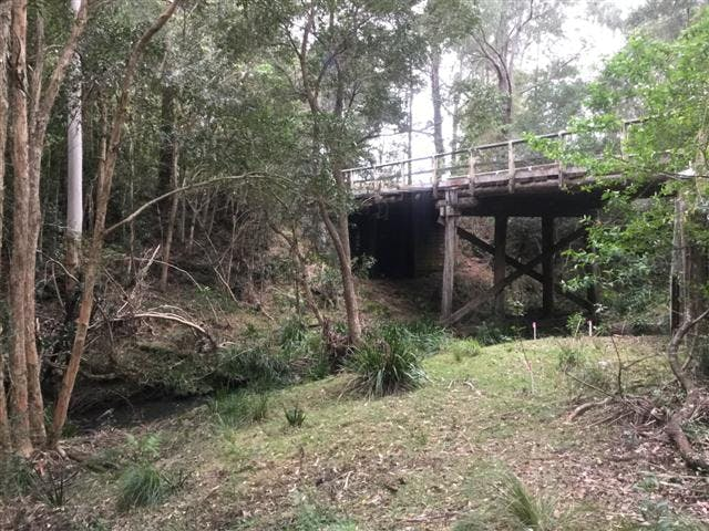 Hyndmans Creek Bridge
