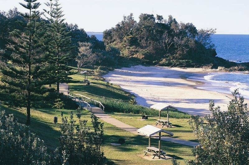 Beachside reserves