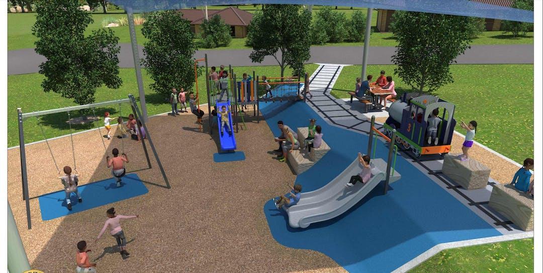 New Park Designs