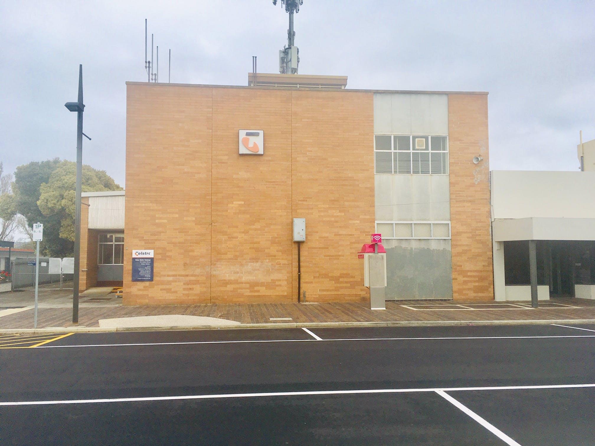 Telstra Exchange Building