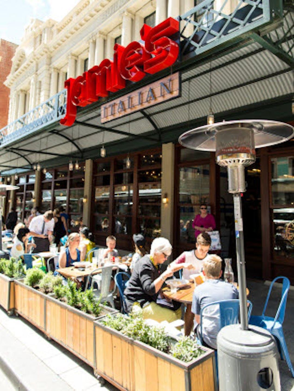 Alfresco Dining Perth