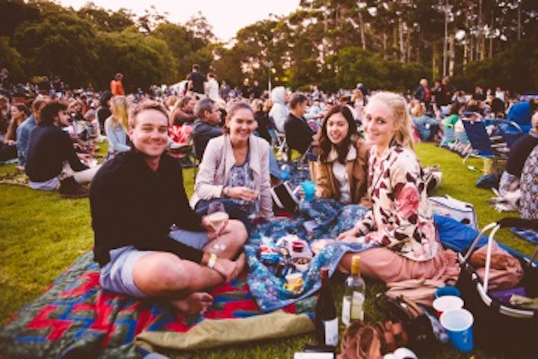 Photo from Leeuwin Estate Family Concert
