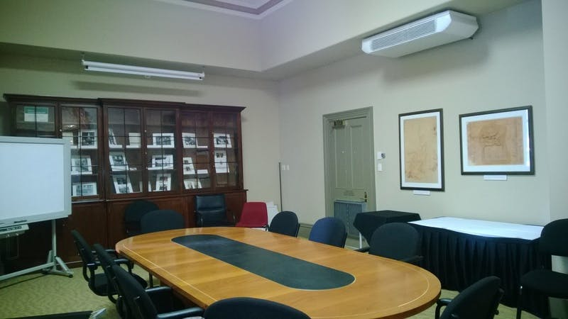 2. Exhibition Room