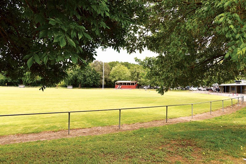 Improving safety and upgrading facilities at White Flat Recreation Reserve