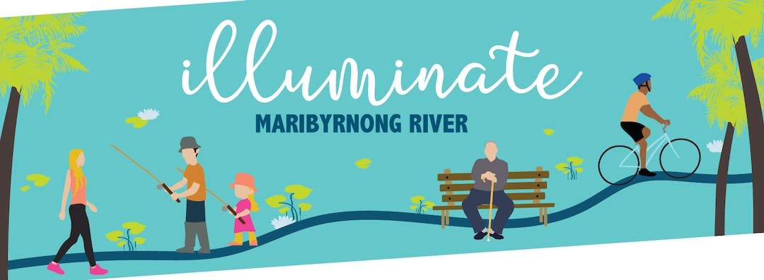 Illuminate the river