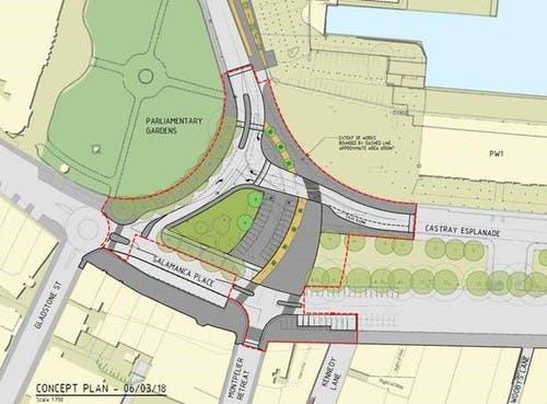 Salamanca Concept Plan