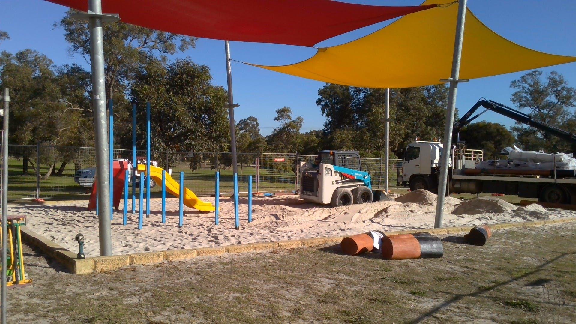 Ferndale Park playground 1