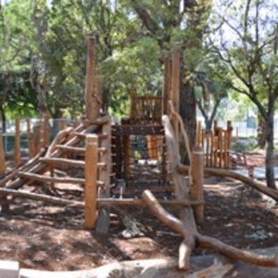 New Theatre Gardens playspace