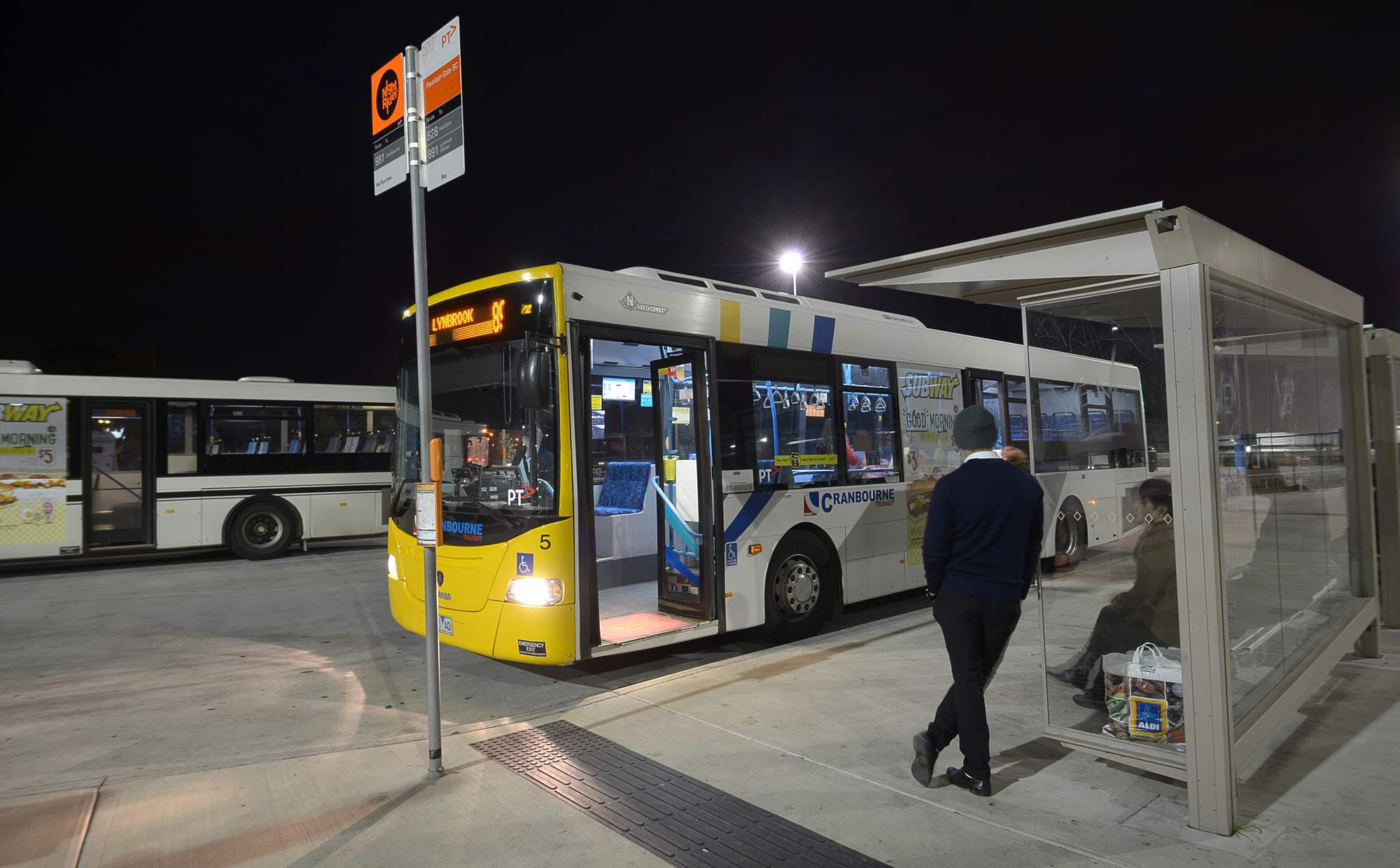 Narre Warren Bus Interchange