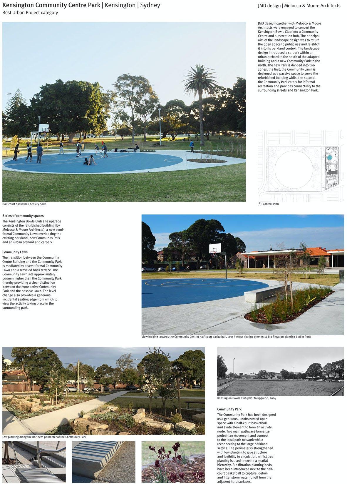 Kensington Community Centre Park