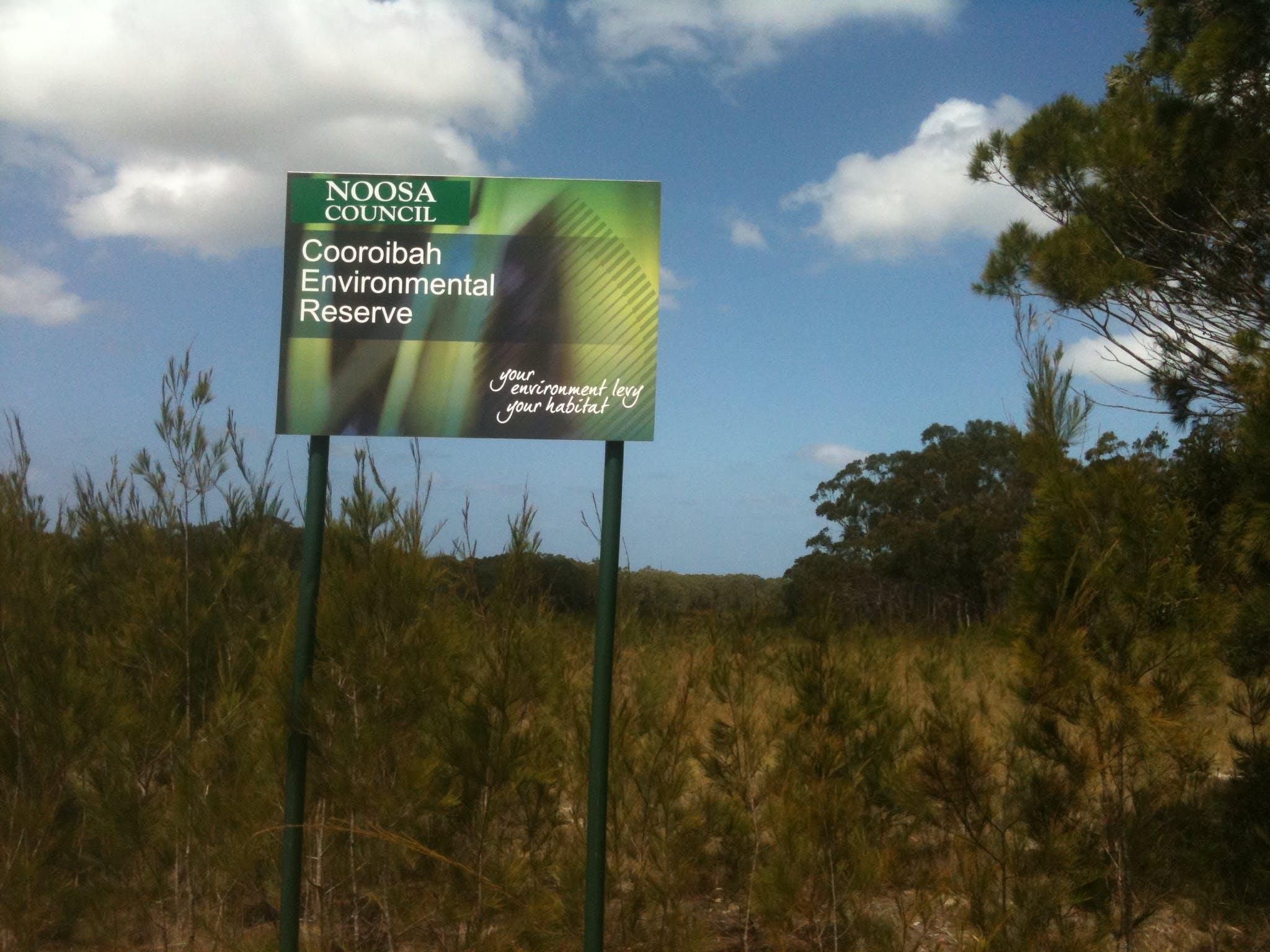 Cooiroibah Environmental Reserve