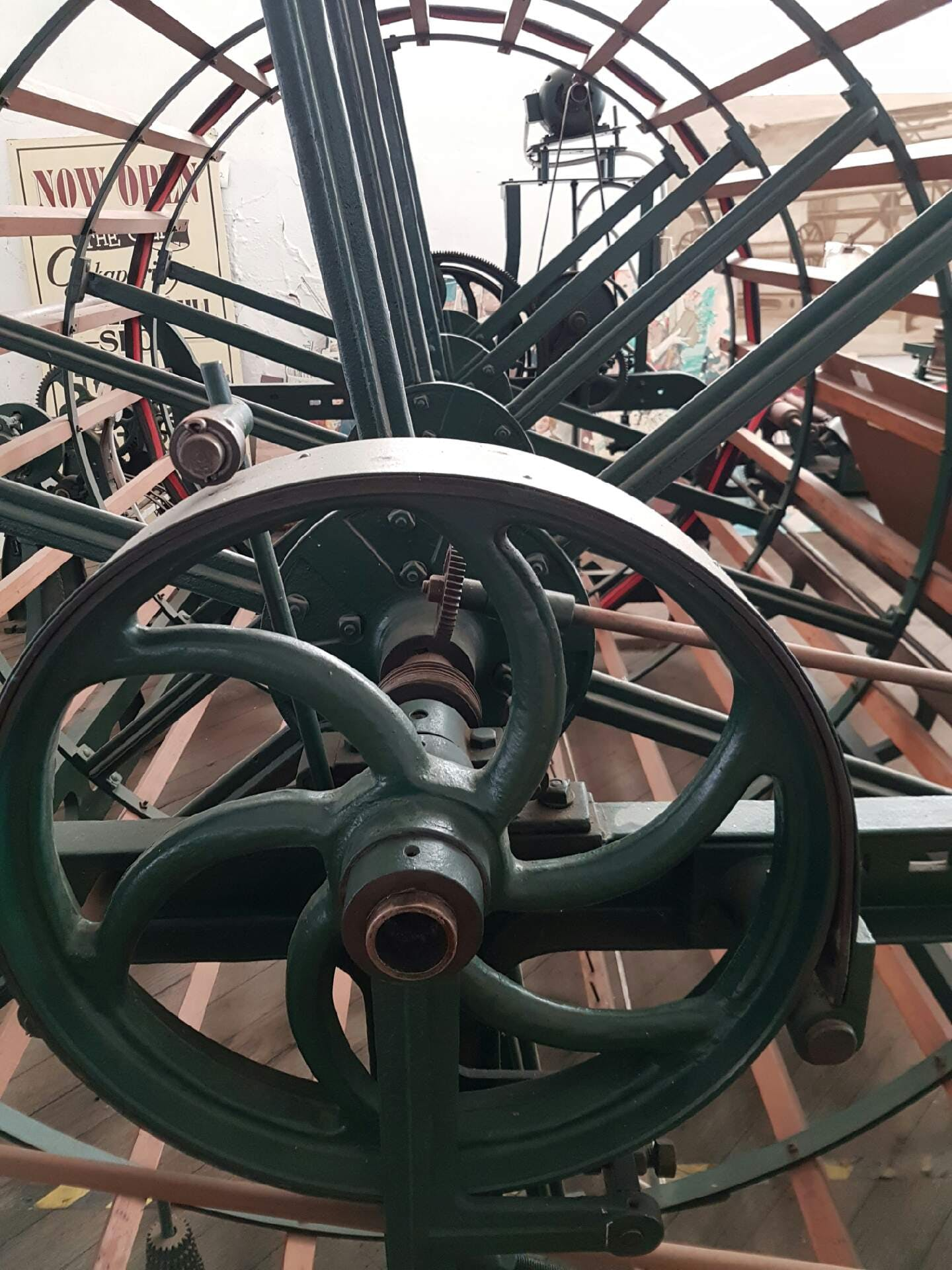 Mill machine 2