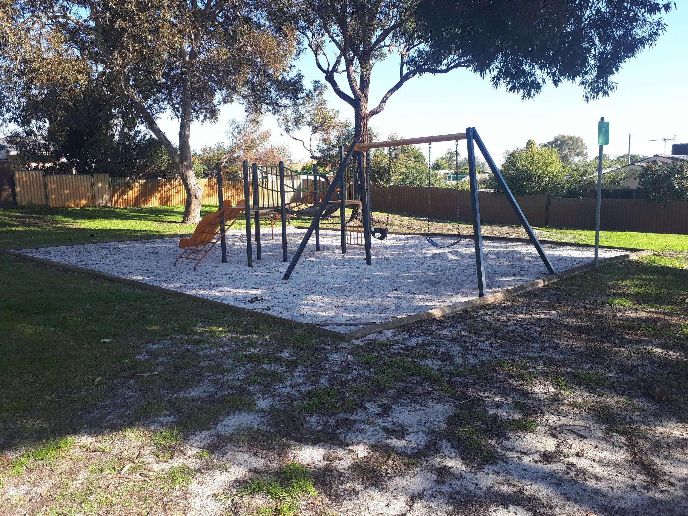 Chesney Reserve Playground
