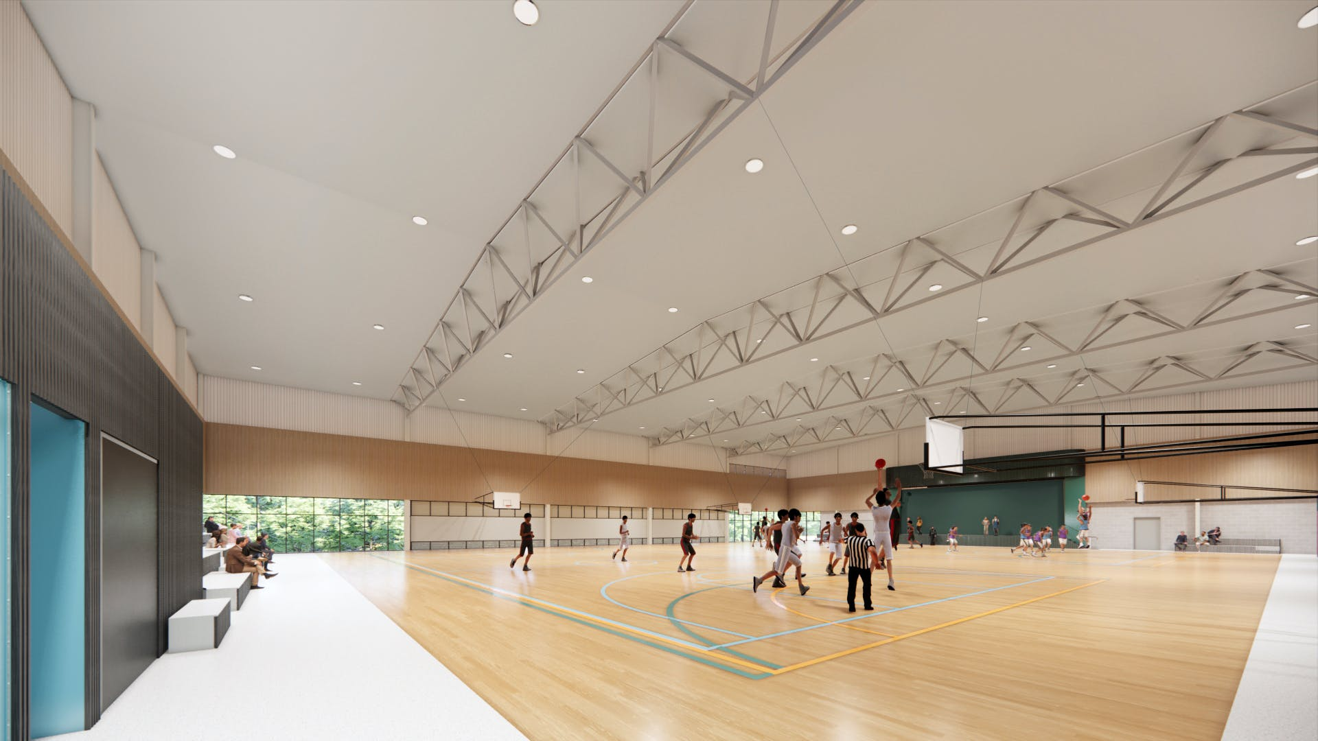 WWSC Sports Hall copyright Populous.jpg