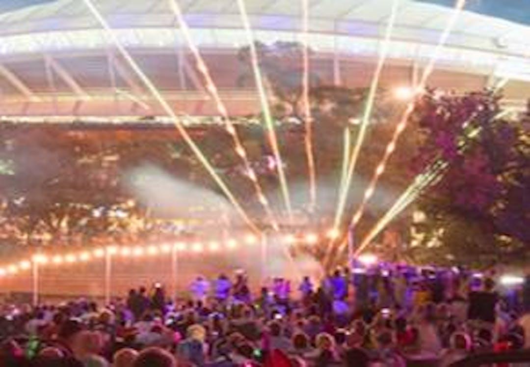Park lands events