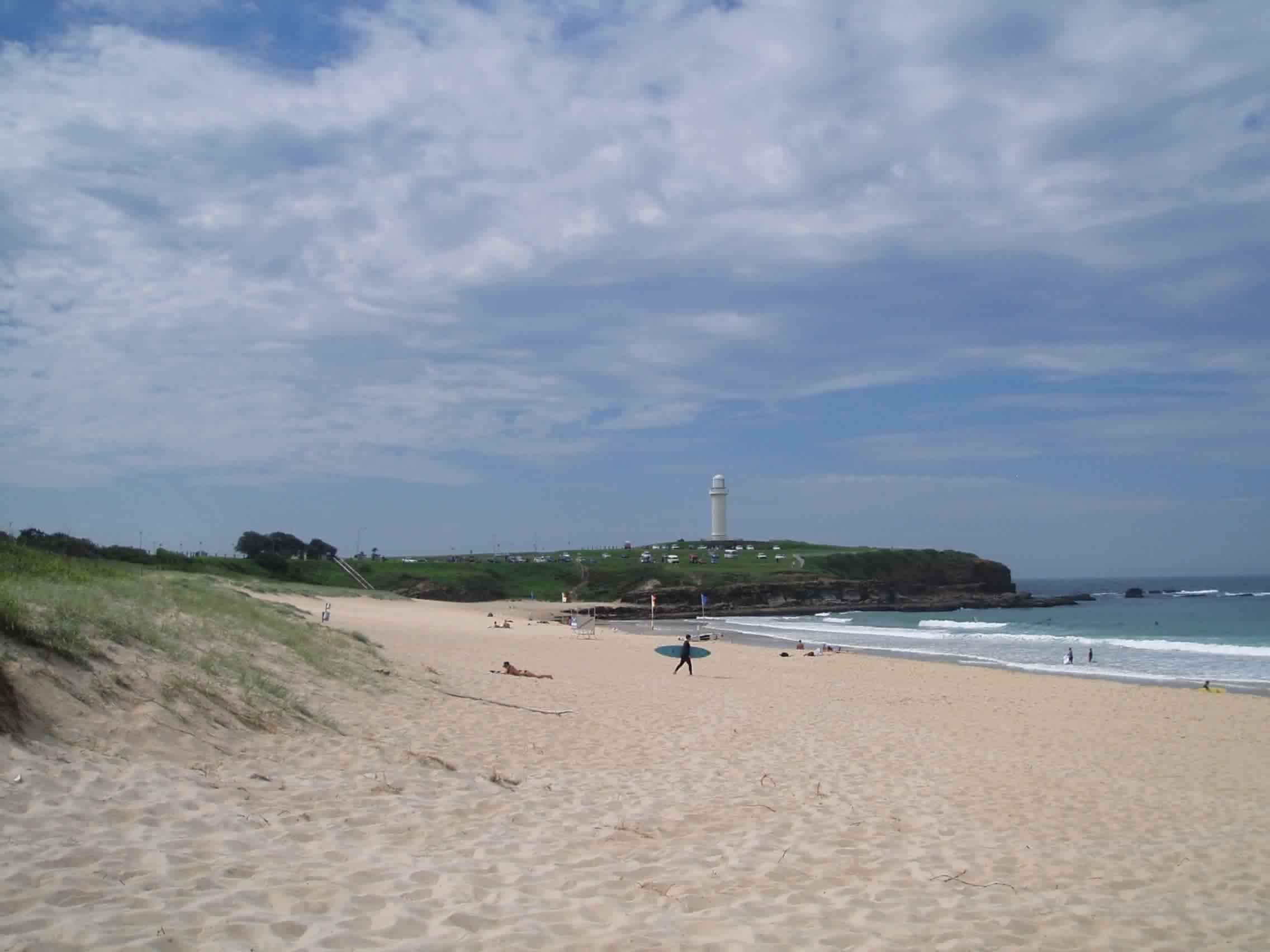 Wgong Beach