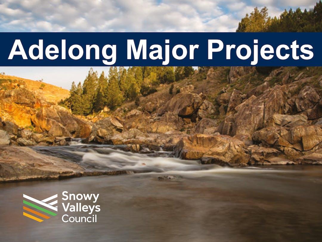 Adelong major projects 01