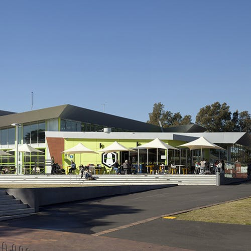 Annette Kellerman Aquatic Centre 1