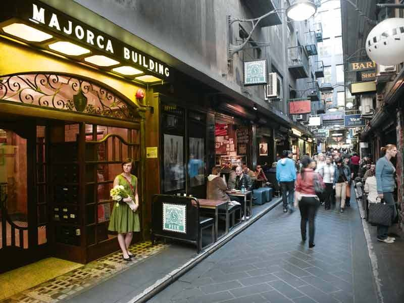 Draft Concept Image Only - Laneway Shops & Dining