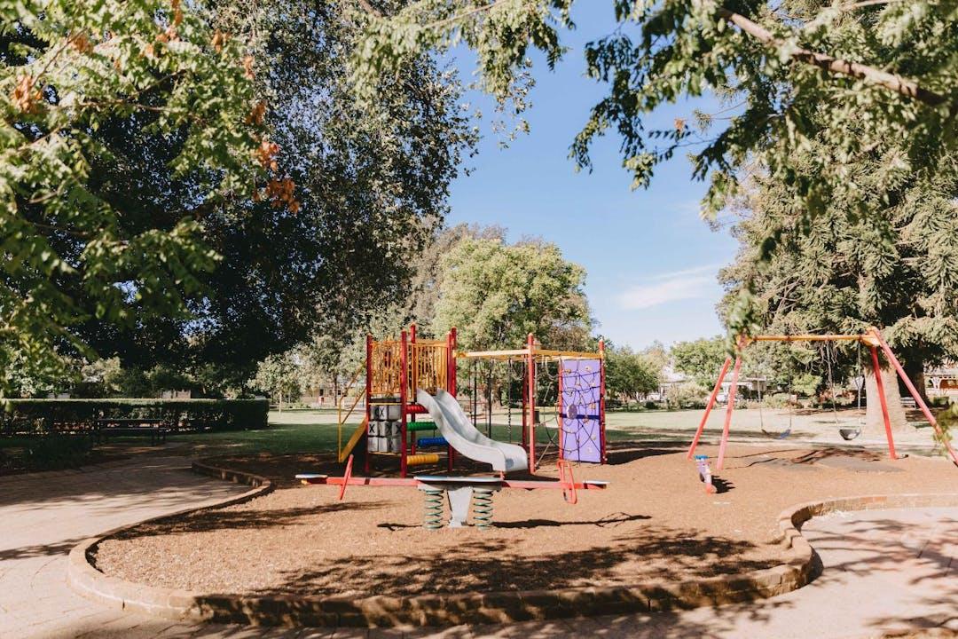 Collins Park Playground