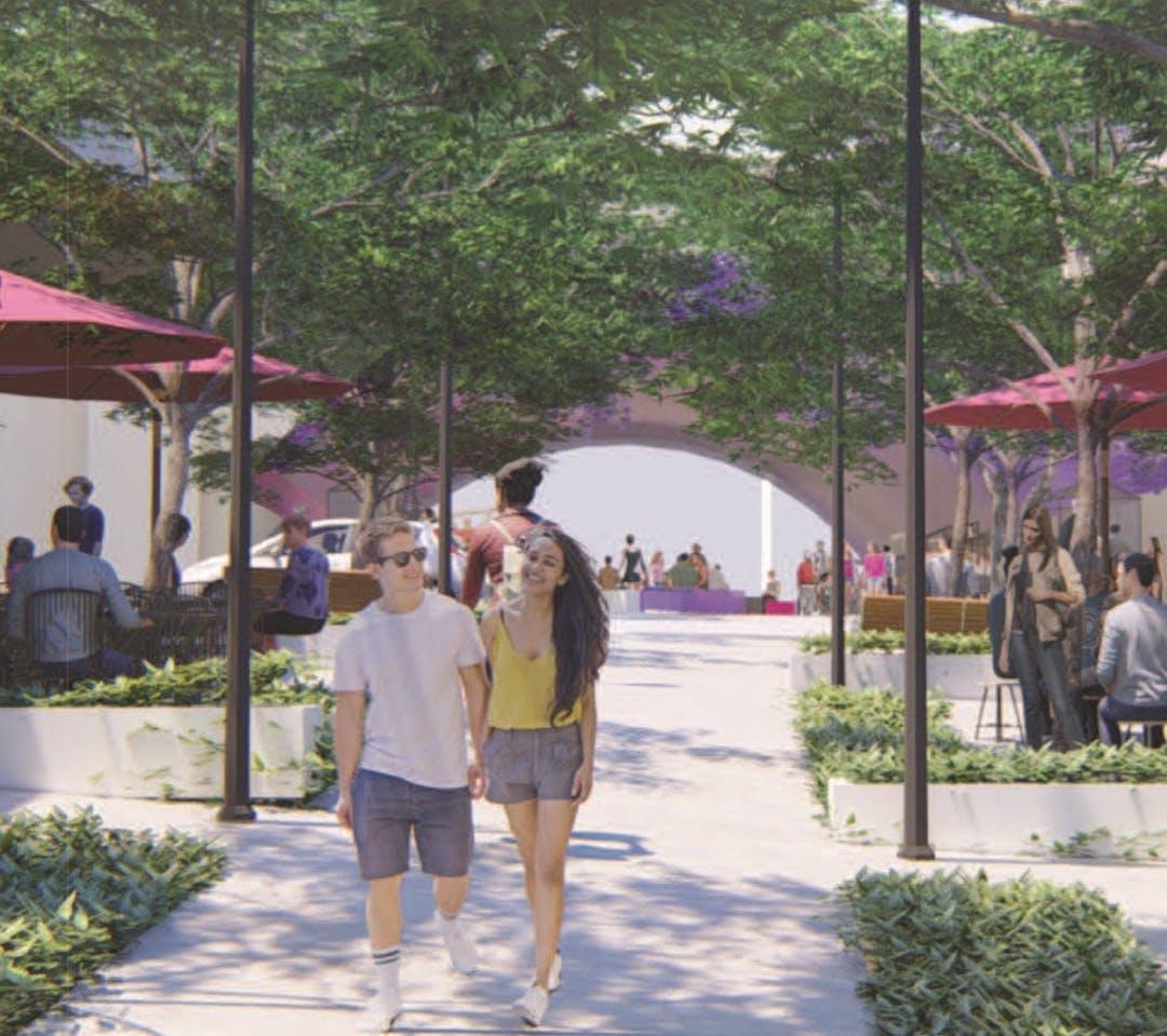 Kirribilli Village Centre, Draft Public Domain Upgrade Masterplan
