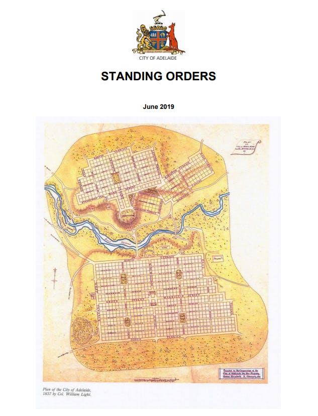 Standing.Orders