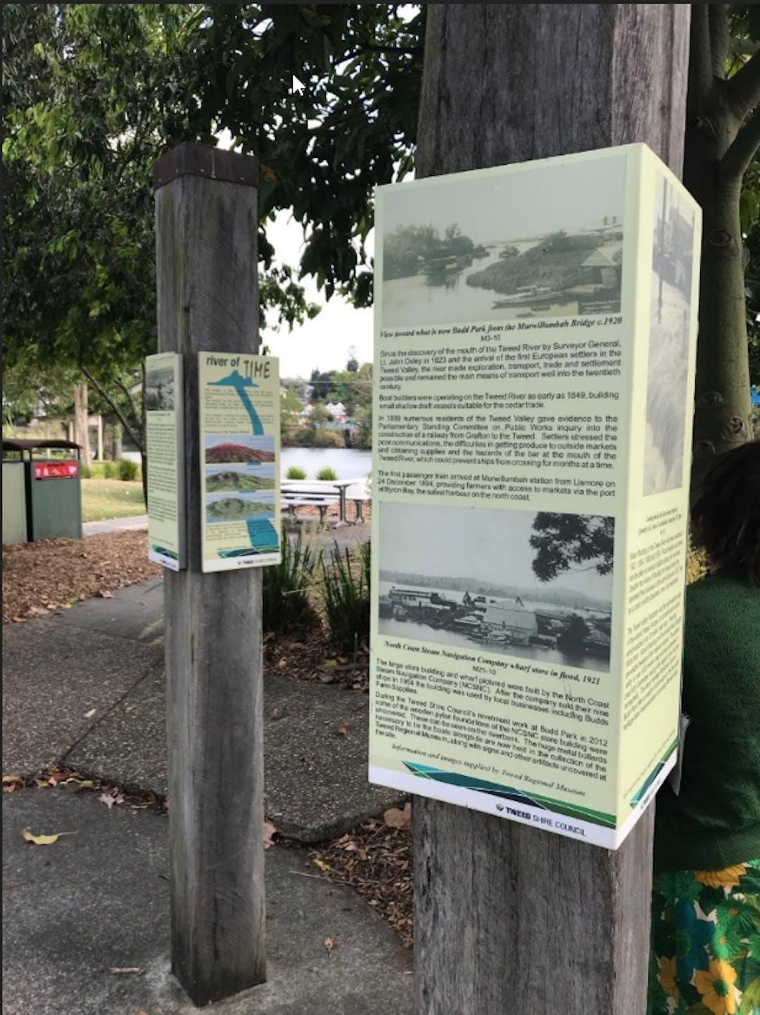 Flood Markers Survey