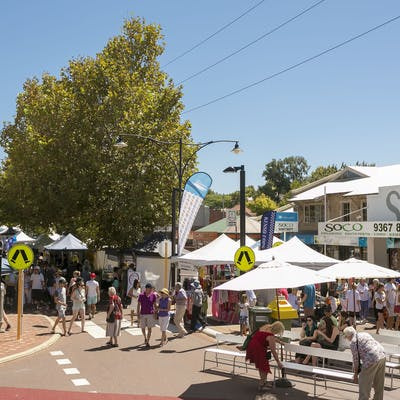Angelo Street Marketplace 2015
