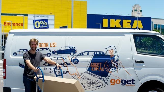 Go Get At Ikea