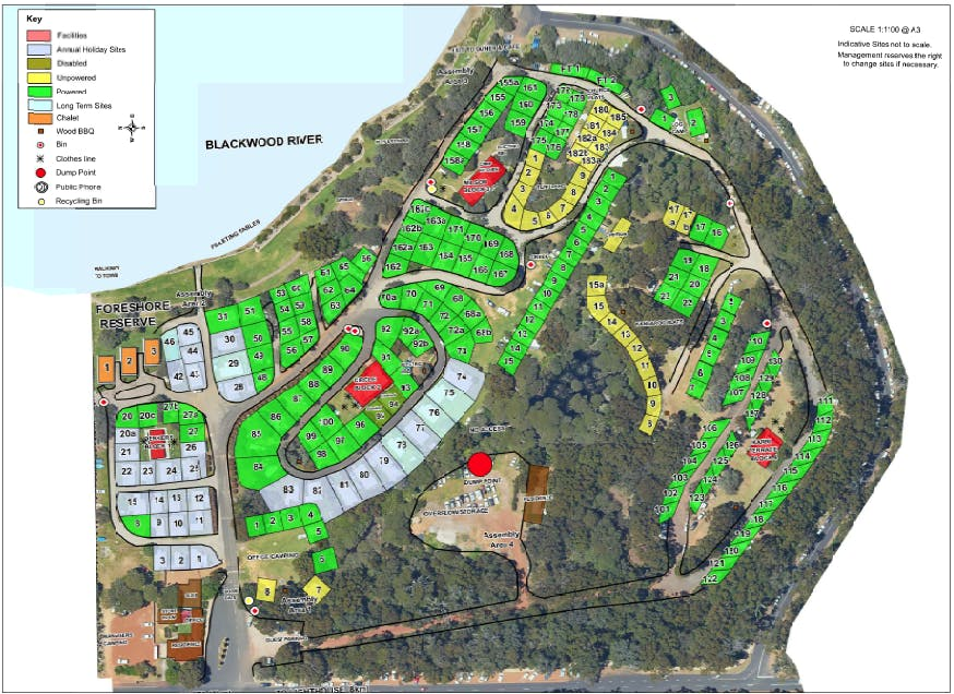 Tcp Current Site Plan