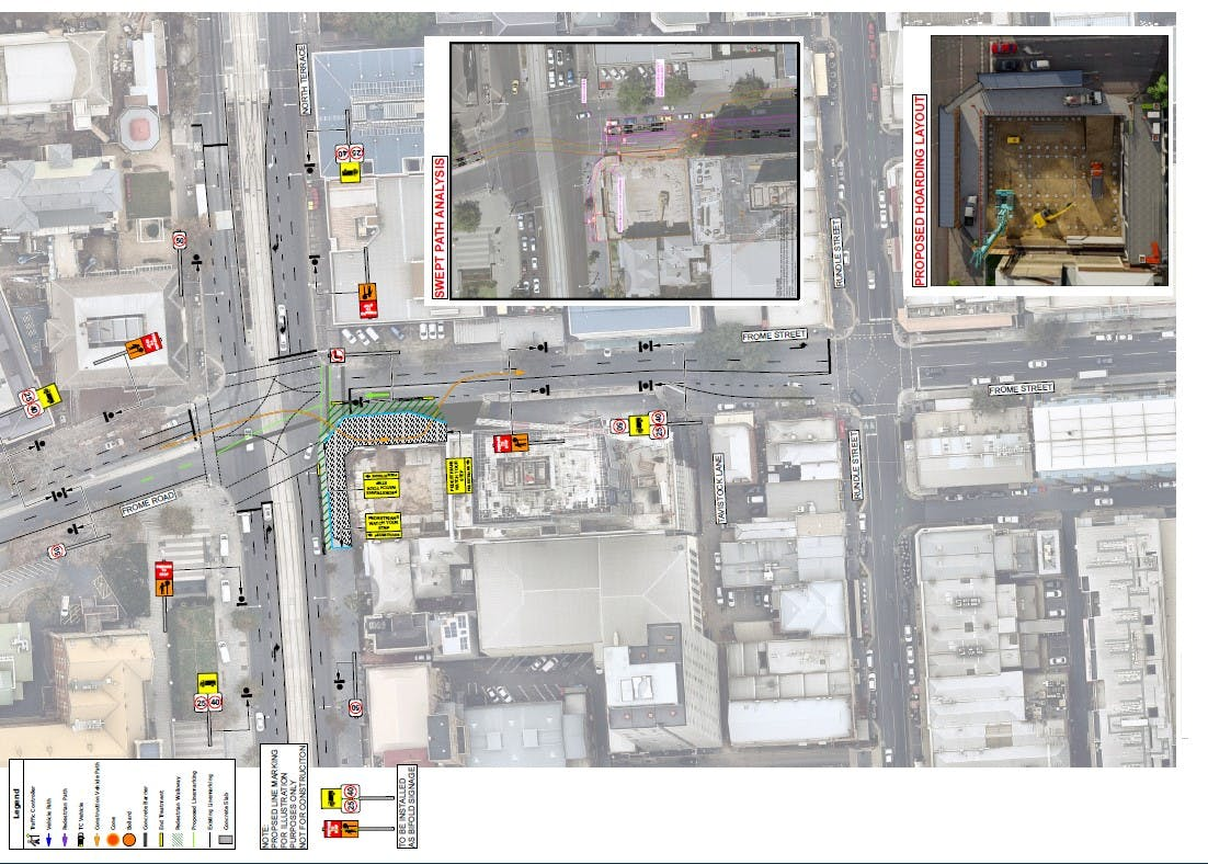 Traffic Mgt Plan   Removal Of Rh Turn