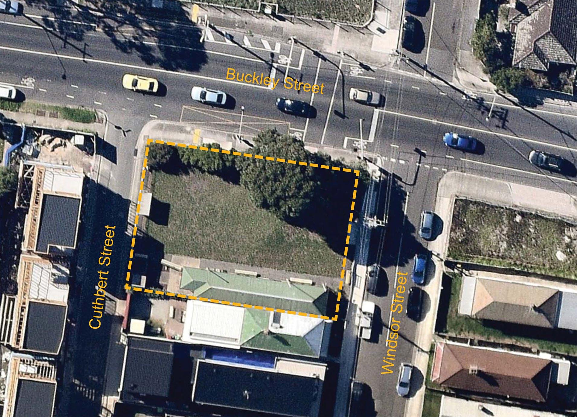 Aerial view - 139 Buckley Street, Seddon