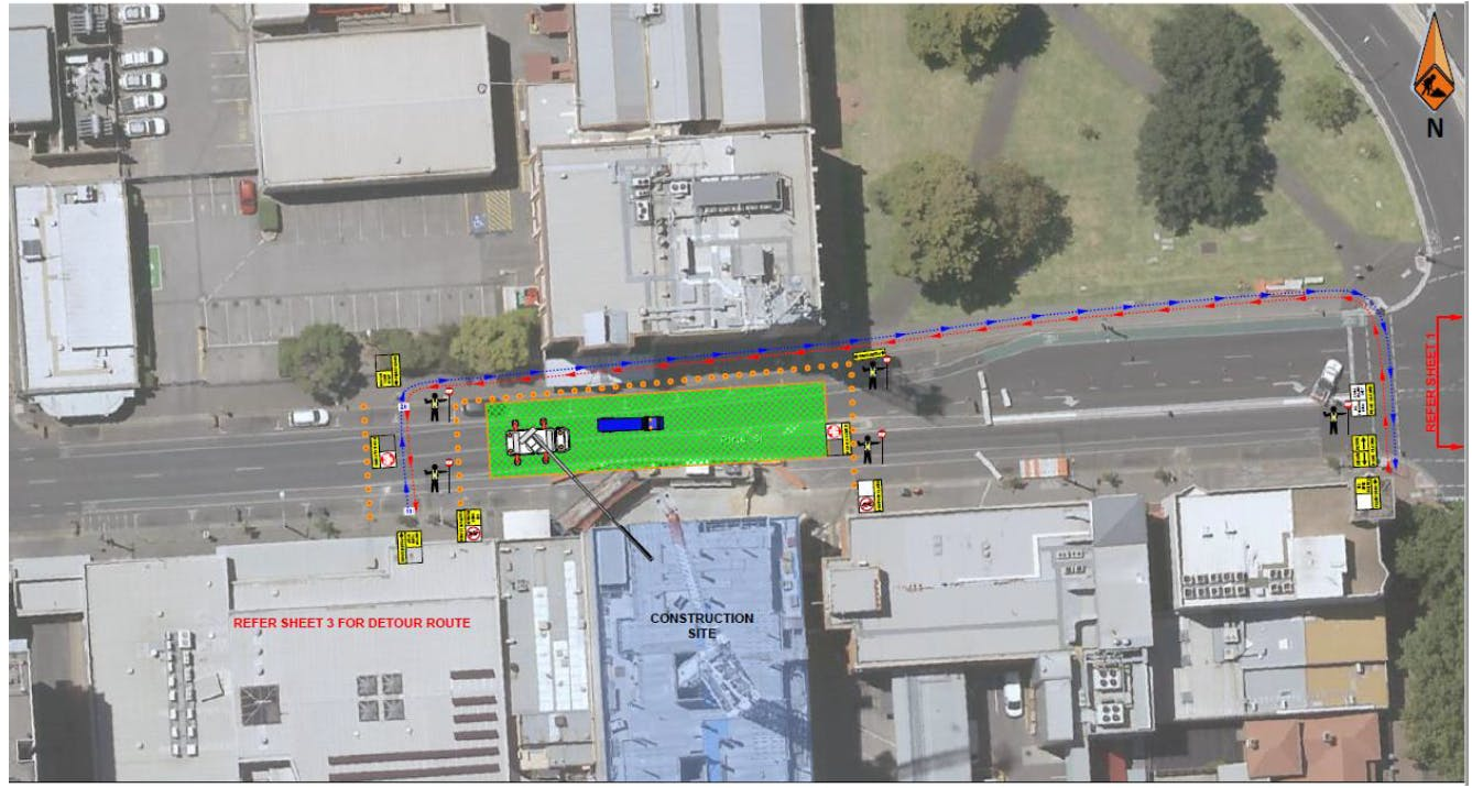 Hindmarsh.Construct.Traffic Management.Plan