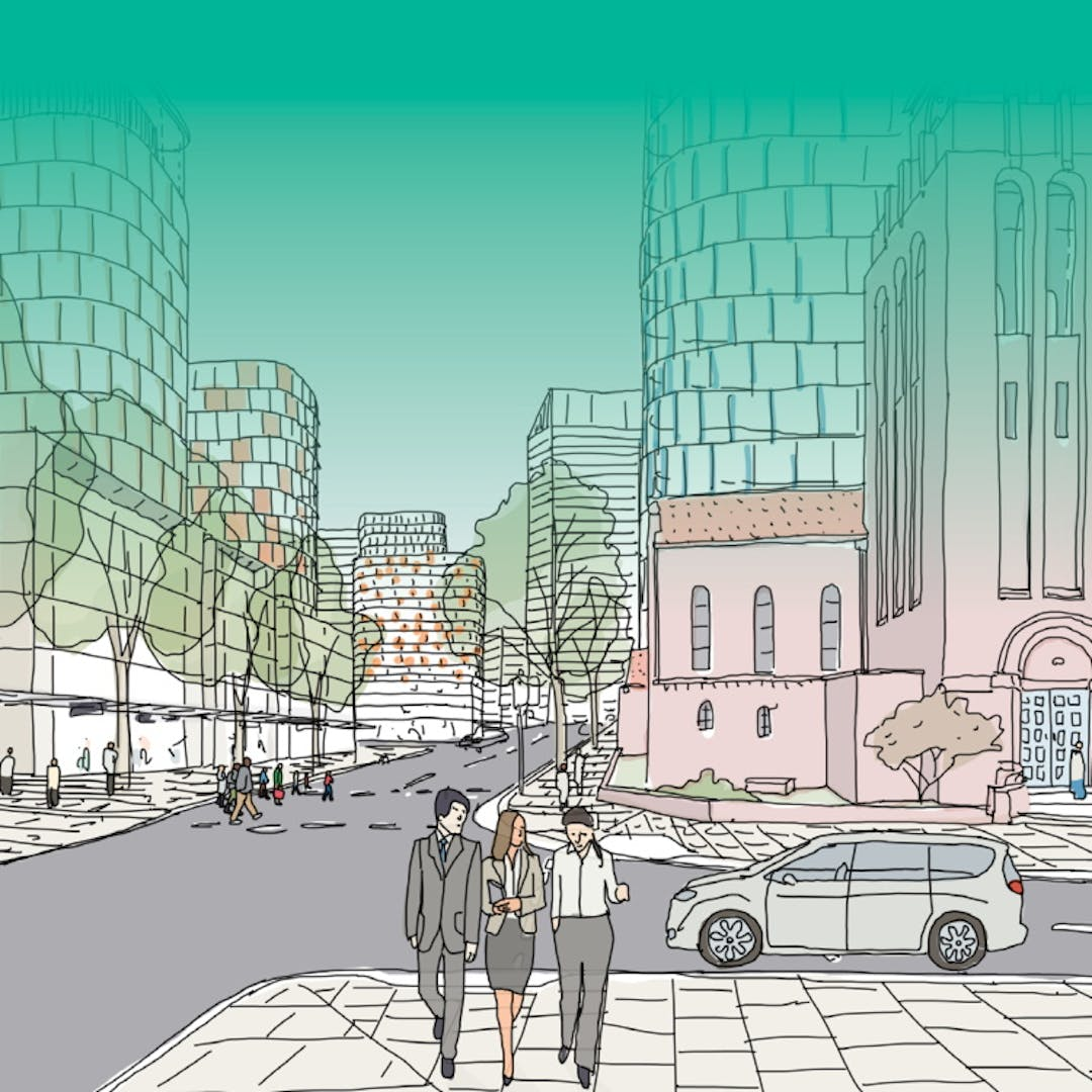 City centre planning green tuesday 25 feb 750 pixel