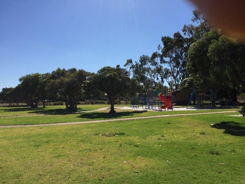 Nurdi Park playground