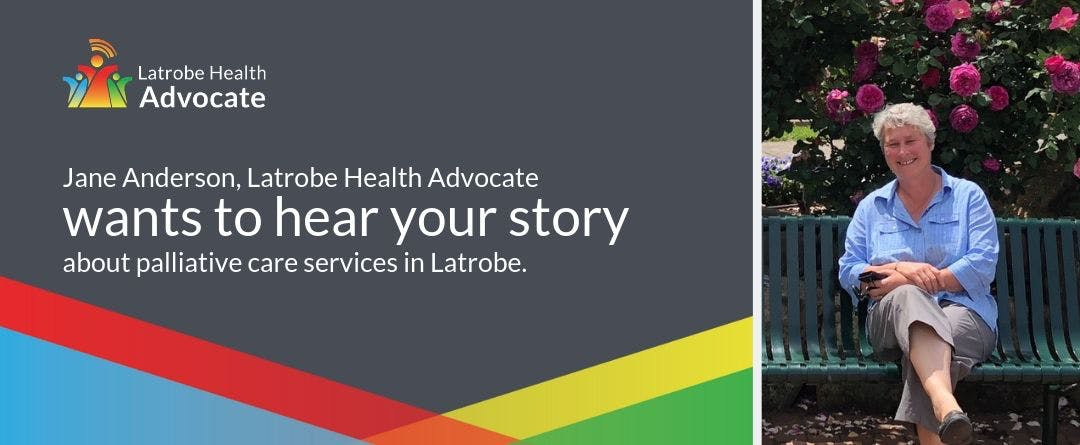 Palliative care share your story