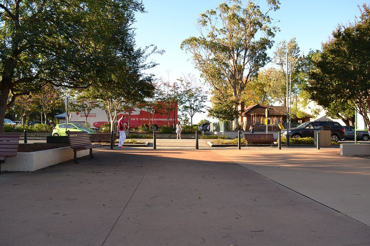 Springwood Town Square