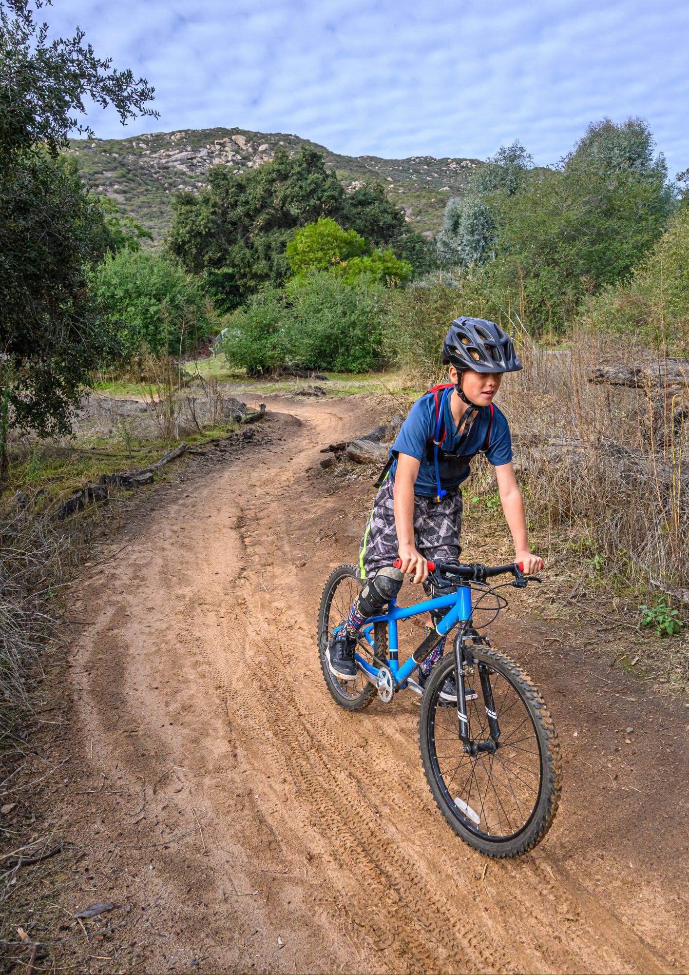 Mountain Biking - 1