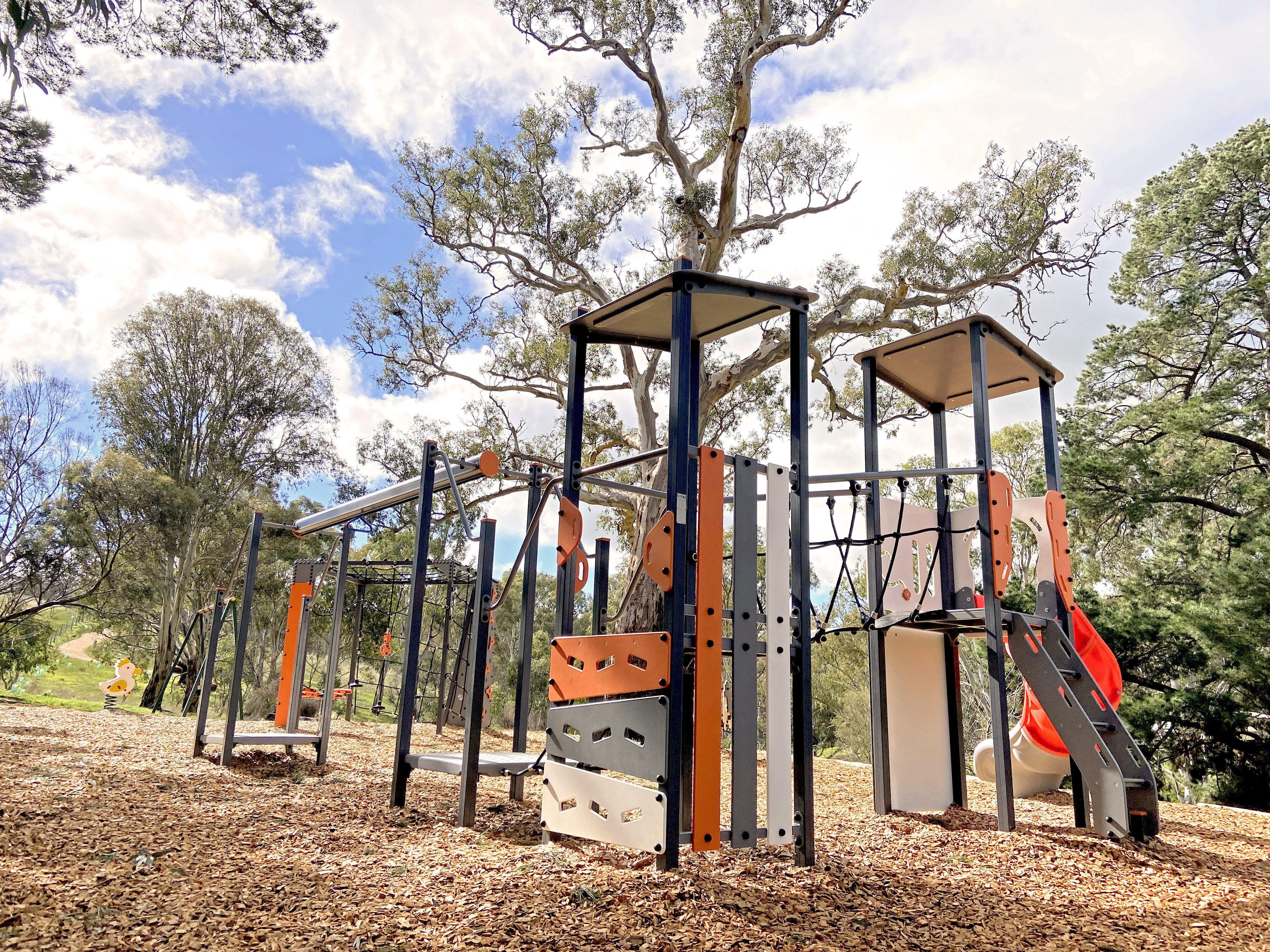 Harrogate Reserve - playground