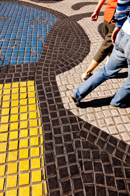 Draft Concept Image Only - Paving Art