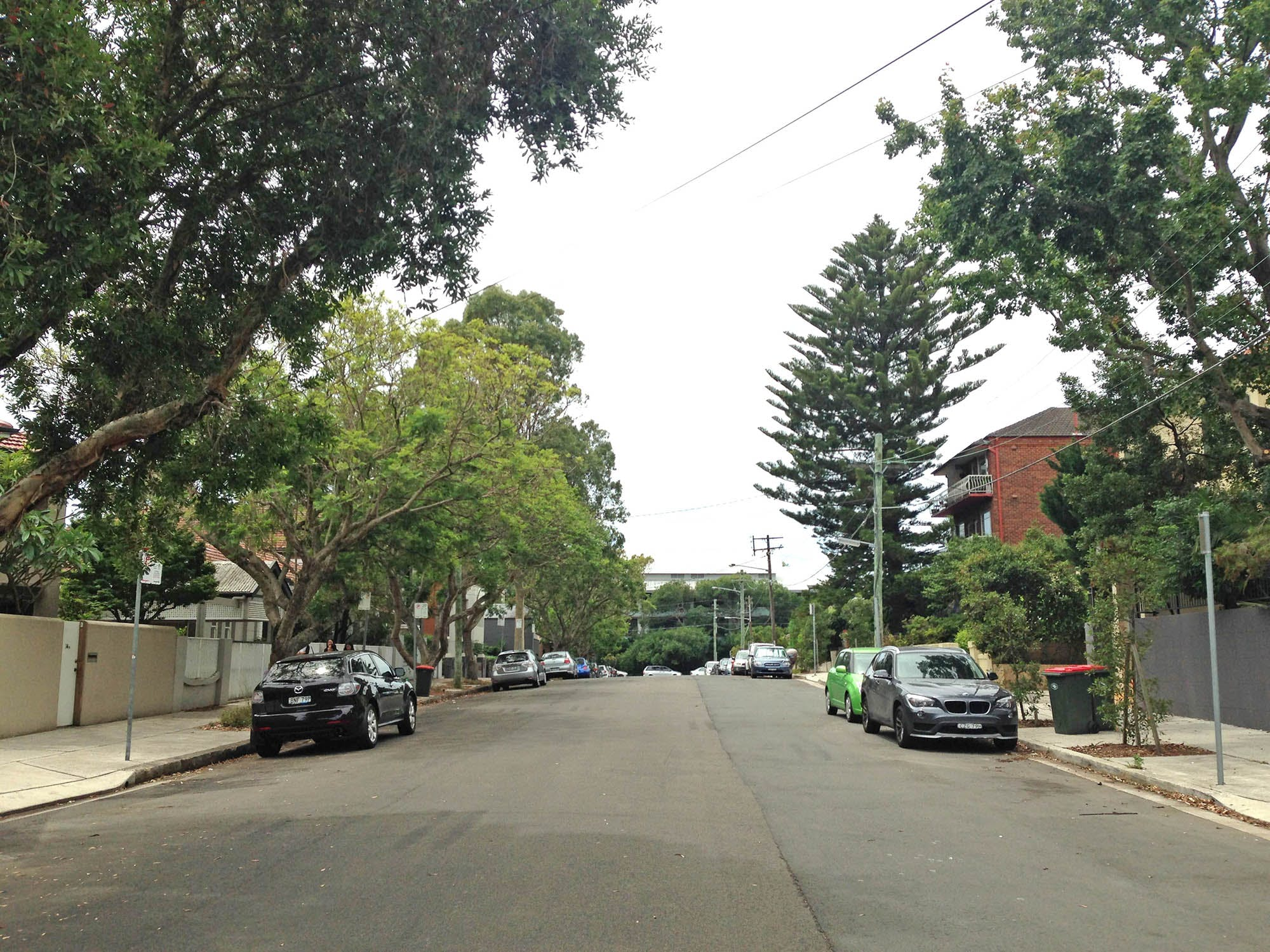 William St, Randwick