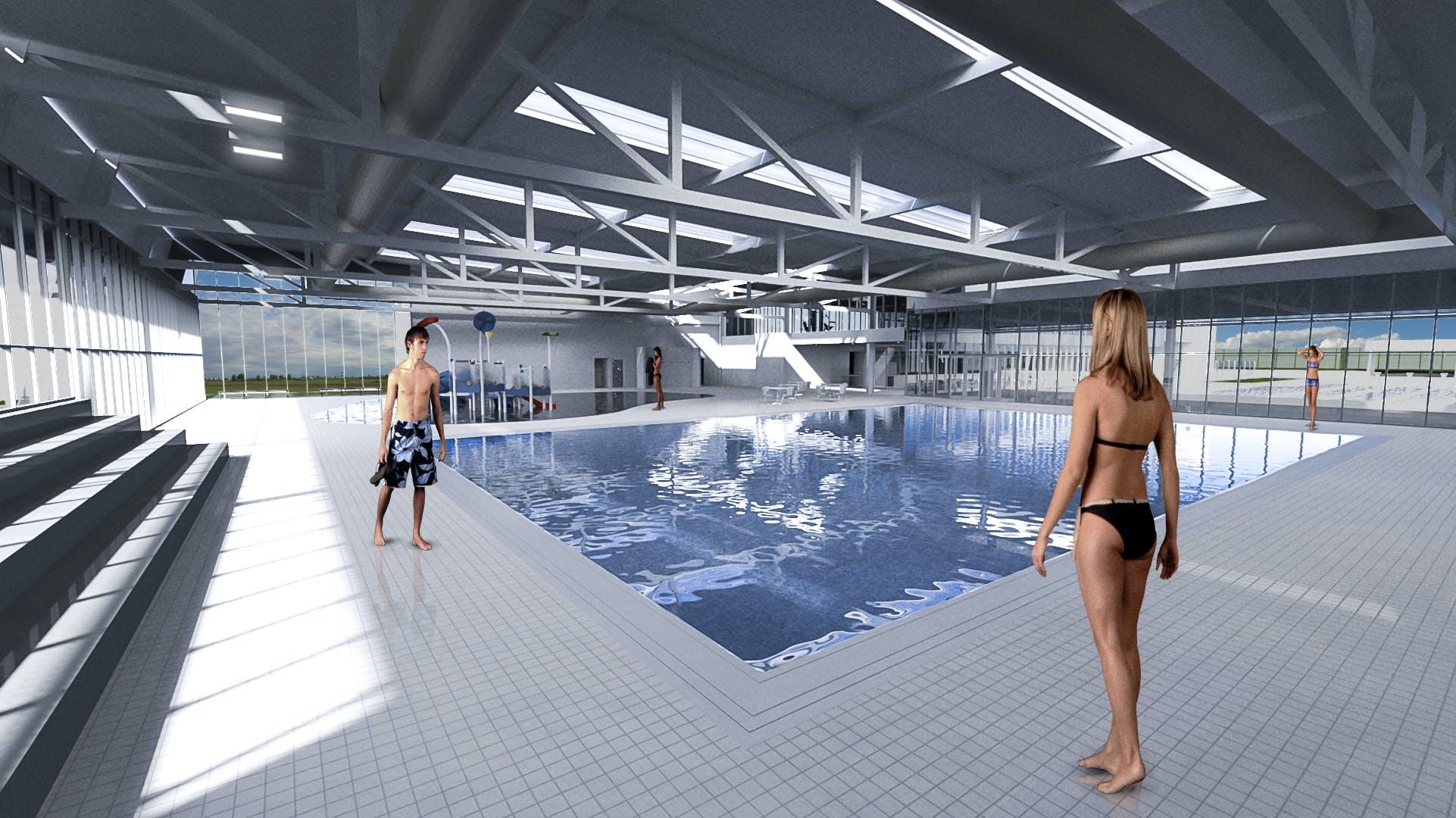 Charlestown multi-function pool