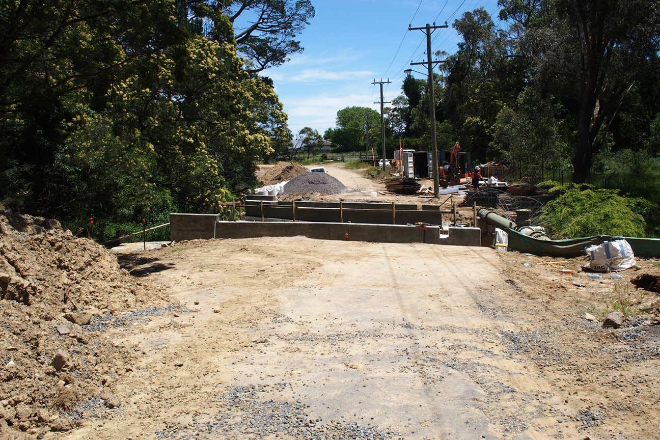 18/11/2016 road works