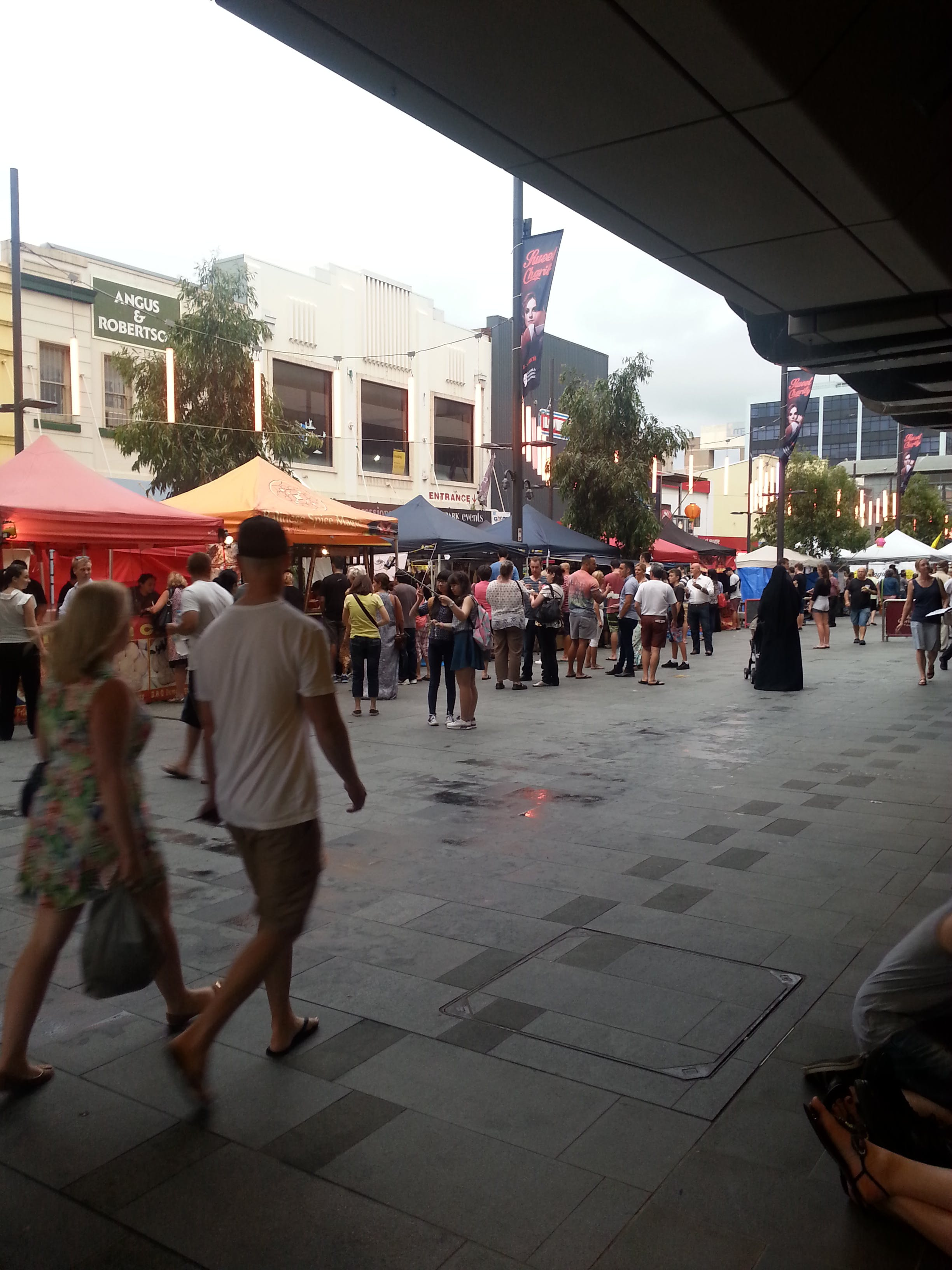 Eat Street - Thursday Markets in the Mall