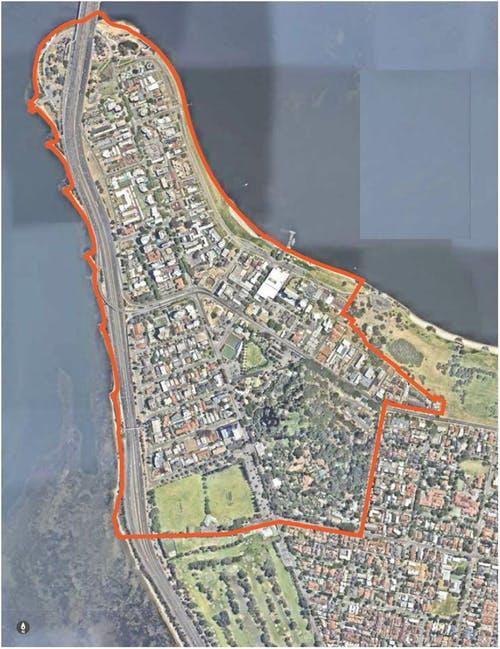 South Perth ACP area