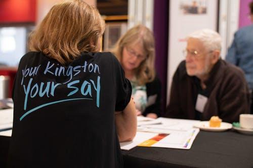 Kingston Community Library Panel 2019-20