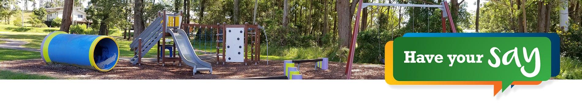 Ruins Way playground