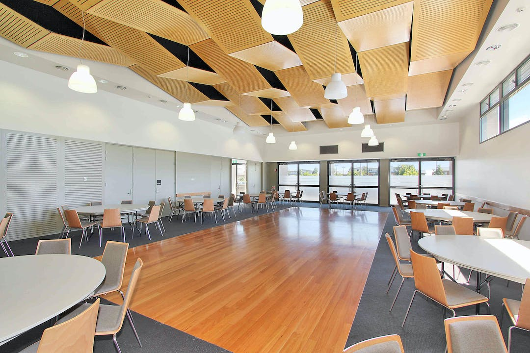Interior photo of Allen G Ezzy Community Centre, Pemulwuy