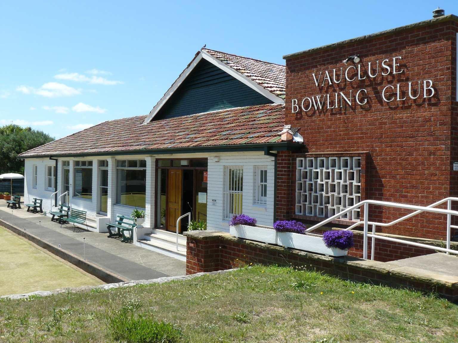 Vaucluse Bowling Club - exterior
