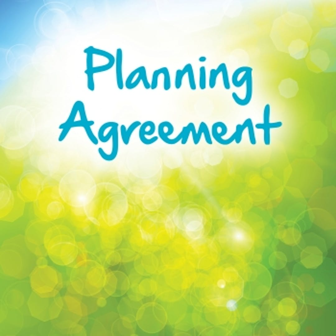 Planning agreement web tile2